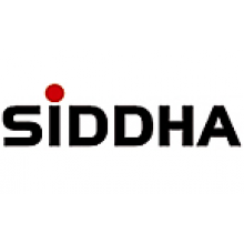 Logo of Siddha group