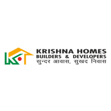 Logo of Krishna Homes Builders & Developers