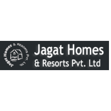 Logo of Jagat Homes & Resorts Pvt. Ltd.