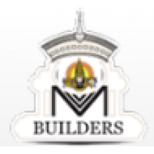 Logo of MVV Builders.