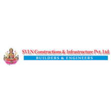 Logo of S.V.L.N.CONSTRUCTIONS AND INFRASTRUCTURE PVT.LTD.