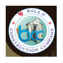 Logo of Balaji Construction Company