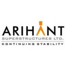 Logo of Arihant Superstructures Ltd.