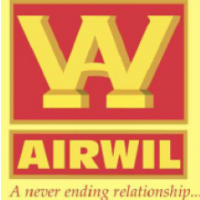 Logo of Airwil infra Ltd.