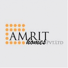 Logo of Amrit Homes Pvt. Ltd.