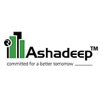 Logo of Ashadeep Group
