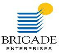 Logo of Brigade Enterprises Limited