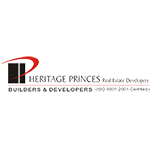 Logo of HERITAGE PRINCES Real Estate Developers