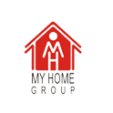 Logo of My Home Constructions Pvt. Ltd