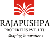 Logo of RAJAPUSHPA PROPERTIES PVT. LTD.