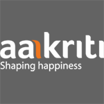 Logo of Aakriti Group