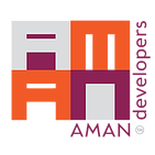 Logo of Aman Developers