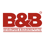 Logo of B&B Developers and Builders Pvt Ltd