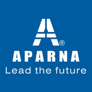Logo of APARNA CONSTRUCTIONS AND ESTATES PVT LTD.