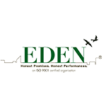 Logo of Eden Group