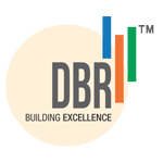 Logo of DBR Constructions Pvt. Ltd.,