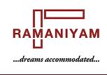 Logo of Ramaniyam Real Estates Pvt Ltd
