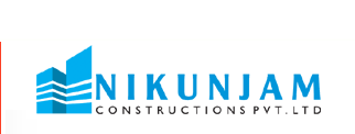 Logo of Nikunjam Constructions