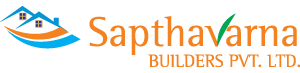 Logo of Sapthavarna Builders Pvt Ltd.