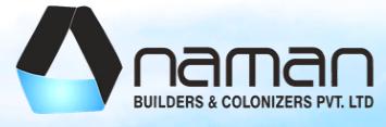 Logo of Naman Builders & Colonisers Pvt. Ltd.