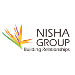 Logo of Nisha Group