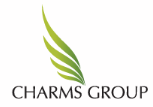 Logo of Charms Group