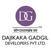 Logo of Dajikaka Gadgil Developers Pvt. Ltd.
