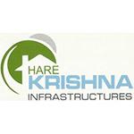 Logo of Hare Krishna Infrastructure