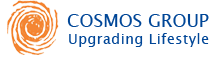 Logo of COSMOS GROUP