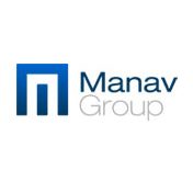 Logo of Manav Group