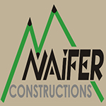 Logo of NAIFER CONSTRUCTIONS
