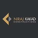 Logo of Niraj Kakad Constructions