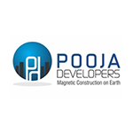 Logo of POOJA DEVELOPERS