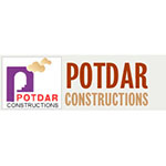 Logo of Potdar Constructions