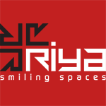 Logo of Riya projects pvt. ltd.
