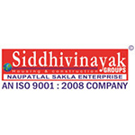 Logo of Siddhivinayak Groups.
