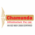 Logo of CHAMUNDA INFRASTRUCTURES PVT. LTD