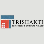 Logo of Trishakti Promoters & Builders Pvt. Ltd