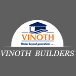 Logo of Vinoth Builders