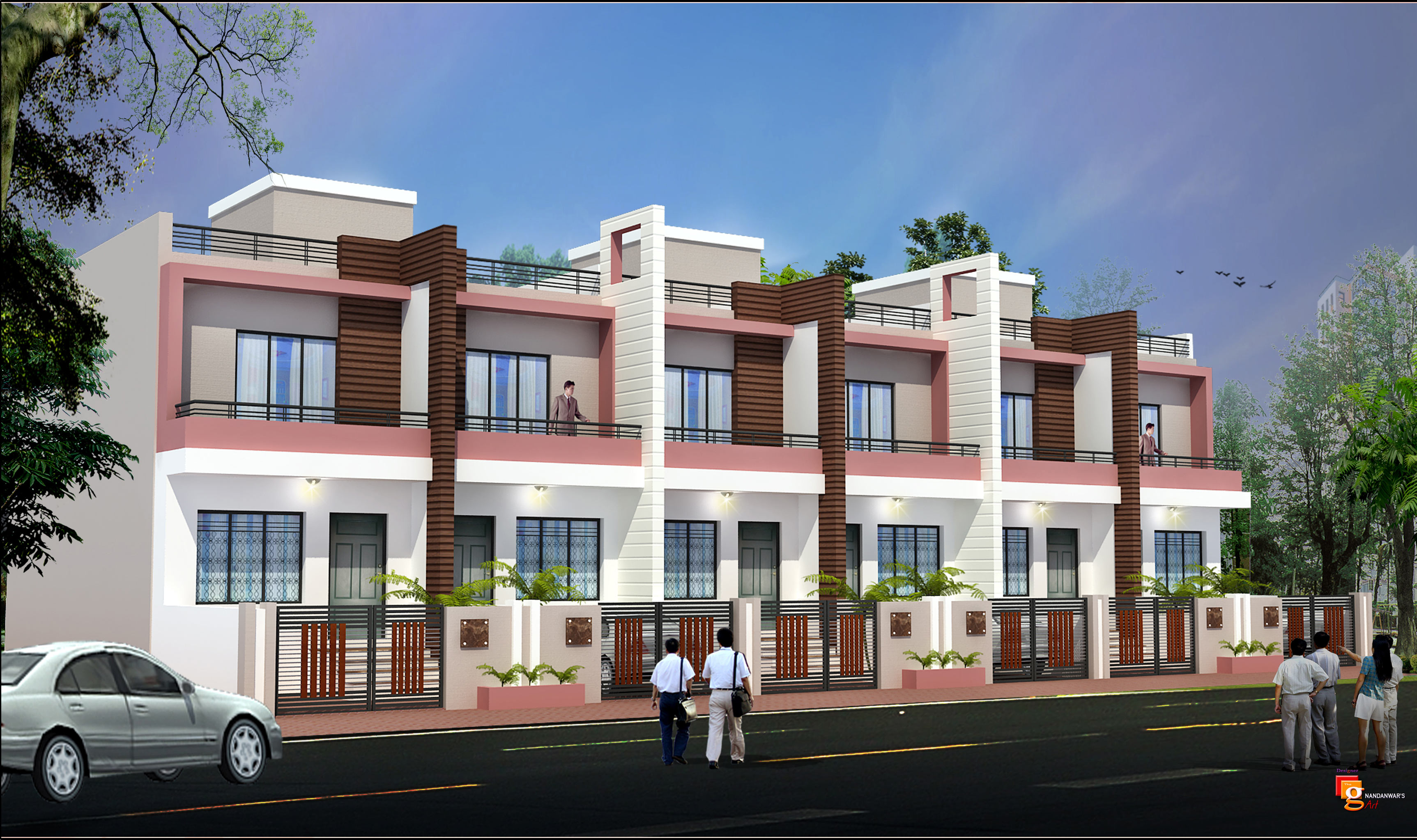 Kothari Housing Project By Kothari Builders Developers