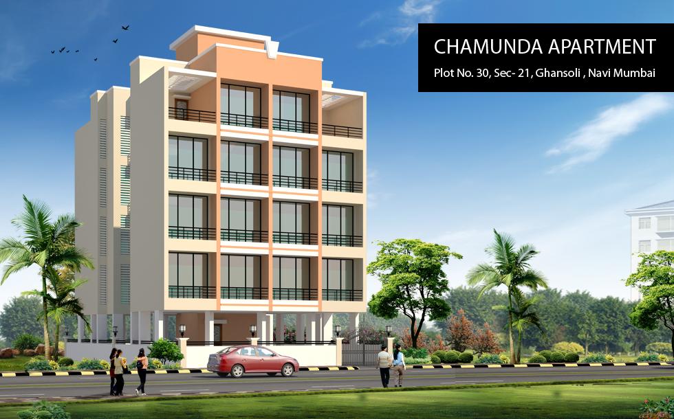 chamunda-apartment